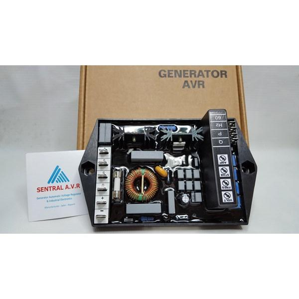AVR Generator M16FA665A