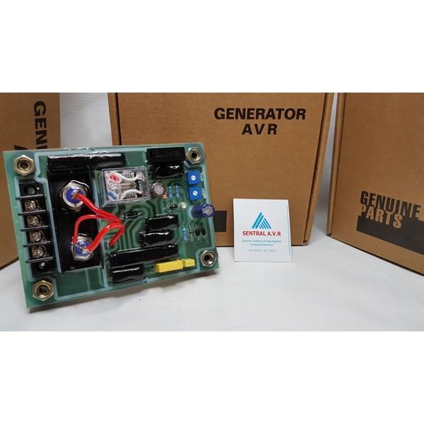 AVR / Automatic Voltage Regulator Genset