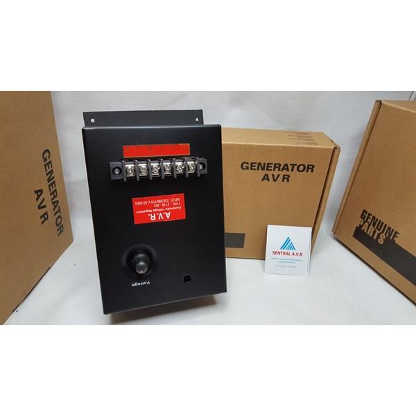 AVR Genset E110 40A AVR Genset Universal 40A 3Phase