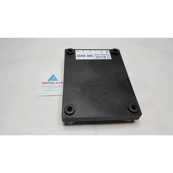 AVR Genset AS-440 Grey