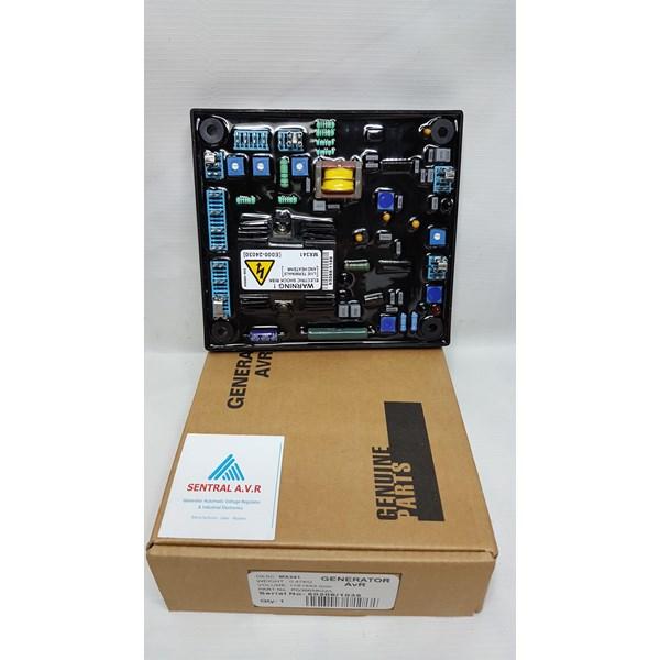 AVR Genset MX-341 Grey