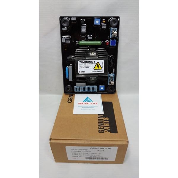 AVR Genset SX-460 Grey