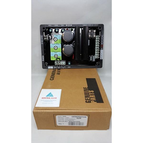 AVR Generator type R450