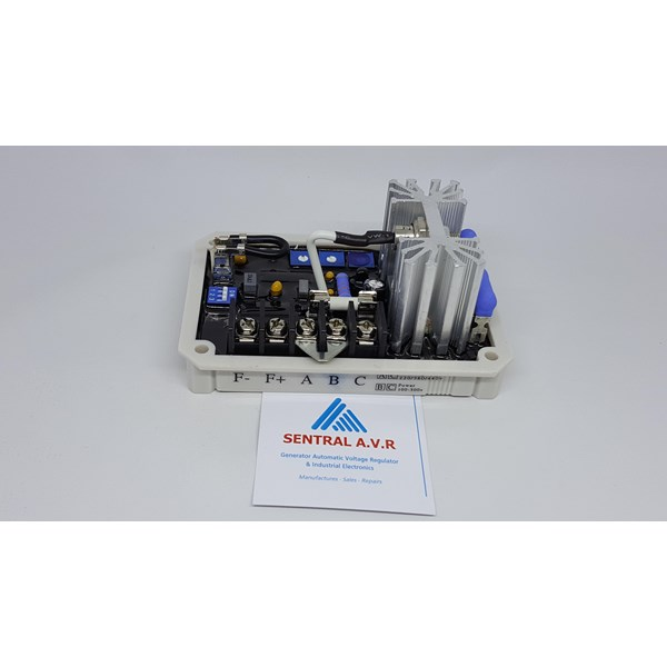 AVR Genset type EA05A