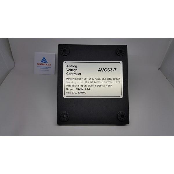 AVR Genset type AVC 63 7