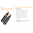 Kabel NYFGBY Supreme 1