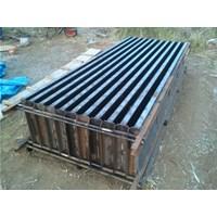 Moulds Concrete Panel Fence