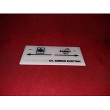 Label kabel icon+