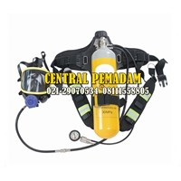 Jual SCBA Breathing Apparatus