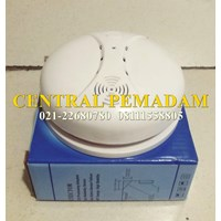 Jual Smoke Detector Battery