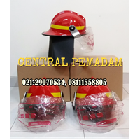 Jual Fire Rescue Helmet