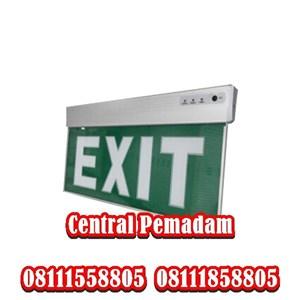 Dari Lampu Exit 2