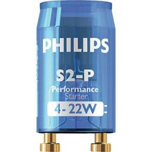 STARTER LAMPU PHILIPS  S2 P 4 - 22W