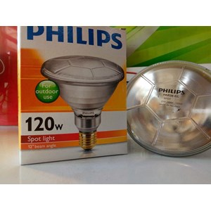 Dari Lampu Philips  PAR38 120W E27 240V 12D SP-FL 2
