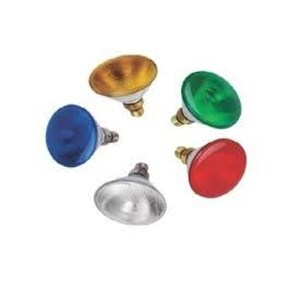 LAMPU PHILIPS PAR38 80W E27  ( Blue -Yellow-Green-Red  )