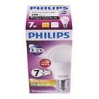 LAMPU PHILIPS LED Bulb 7w=60w E27 230V CDL 1