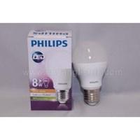 Philips Lampu  LED Bulb 8W E27 230V CDL / WW