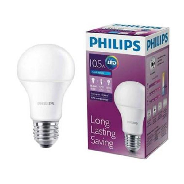 LAMPU PHILIPS  LED Bulb 10.5W  E27 230V CDL - WW
