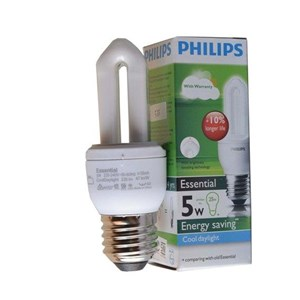 Lampu Philips Essential 5W CDL-WW