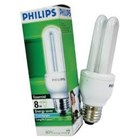 Lampu Philips  Essential 8W CDL/WW 1