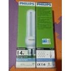 Lampu Philips  Essential 14W CDL/WW 2