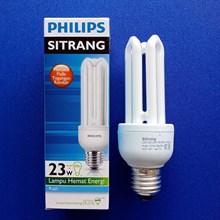 LAMPU PHILIPS Sitrang 23W E27 CDL