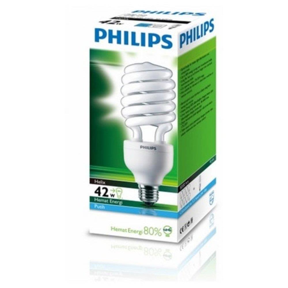 Jual LAMPU PHILIPS HELIX 42W E27 CDL