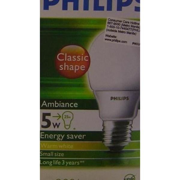 LAMPU PHILIPS AMBIANCE A55 5W
