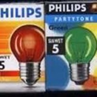 LAMPU PHILIPS  SIAWET P45  (RGB)