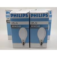 PHILIPS Lampu Mercury HPL-N 80W 542 E27 SG