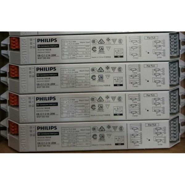 Philips Ballast EB-Ci 1-2 14W-28W  for TL5