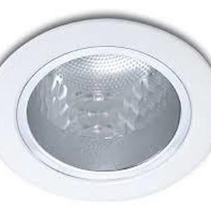 Dari Philips Lampu Downlight 13801 Glass Recessed White 1x5W 230V 0