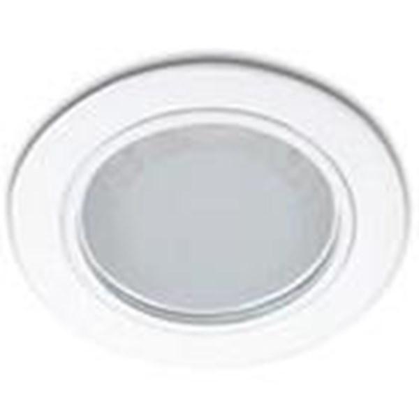 Philips Downlight Glass Rec. 13803 3.5 Inch  1x11W E27  White