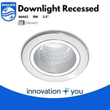 Philips Downlight Recessed 66663 3.5