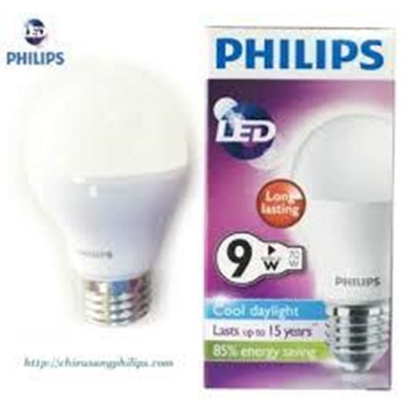 Lampu Philips  LED BUlB 9-70cdl - ww