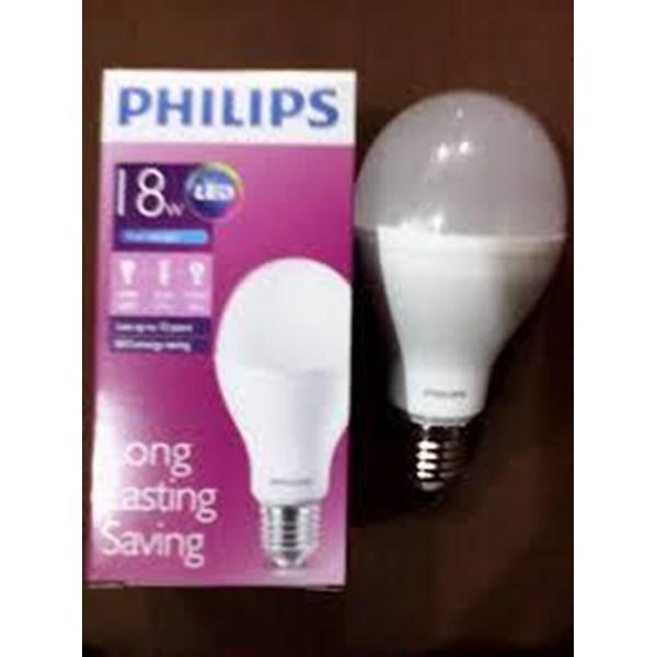 Lampu Philips  LED BUlB 18-130w cdl -ww