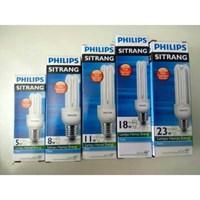 Lampu Philips SITRANG 8W cdl