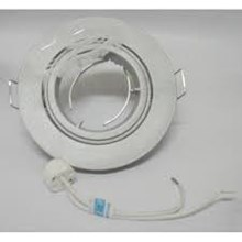 Philips Downlight  QBS026 MR16 GU5.3 WH