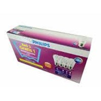 Philips  LED BUlB UNICEF  4-40w cdl (isi 4) 1