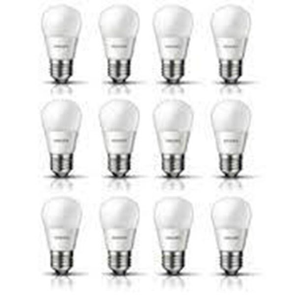 Lampu Philips  LED BUlB UNICEF  10-85w cdl (isi 4)