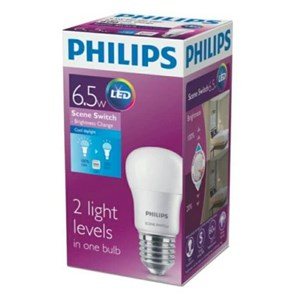 Philips  SCENE SWITCH 2 Step 6.5W CDL - WW