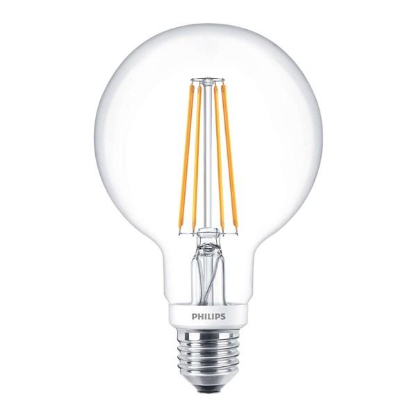 Lampu Philips LEDClassic G93 7.5W E27 Dim