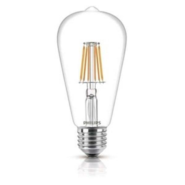 Lampu Philips LEDClassic ST64 7.5W E27 Dim