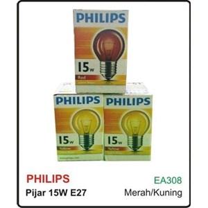 PHILIPS LAMPU PIJAR 15W