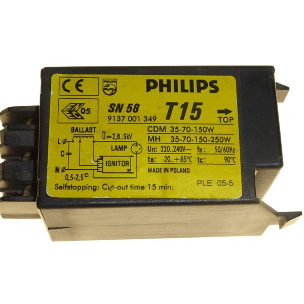 Philips Ignitor SN58 T15