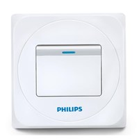 Philips Simply switch 1 Gang Switch