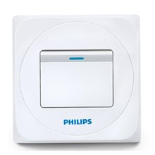 Philips Simply 1 Gang Switch