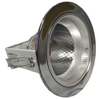 Philips FBS111 Downlight lamp 14W MAX Silver