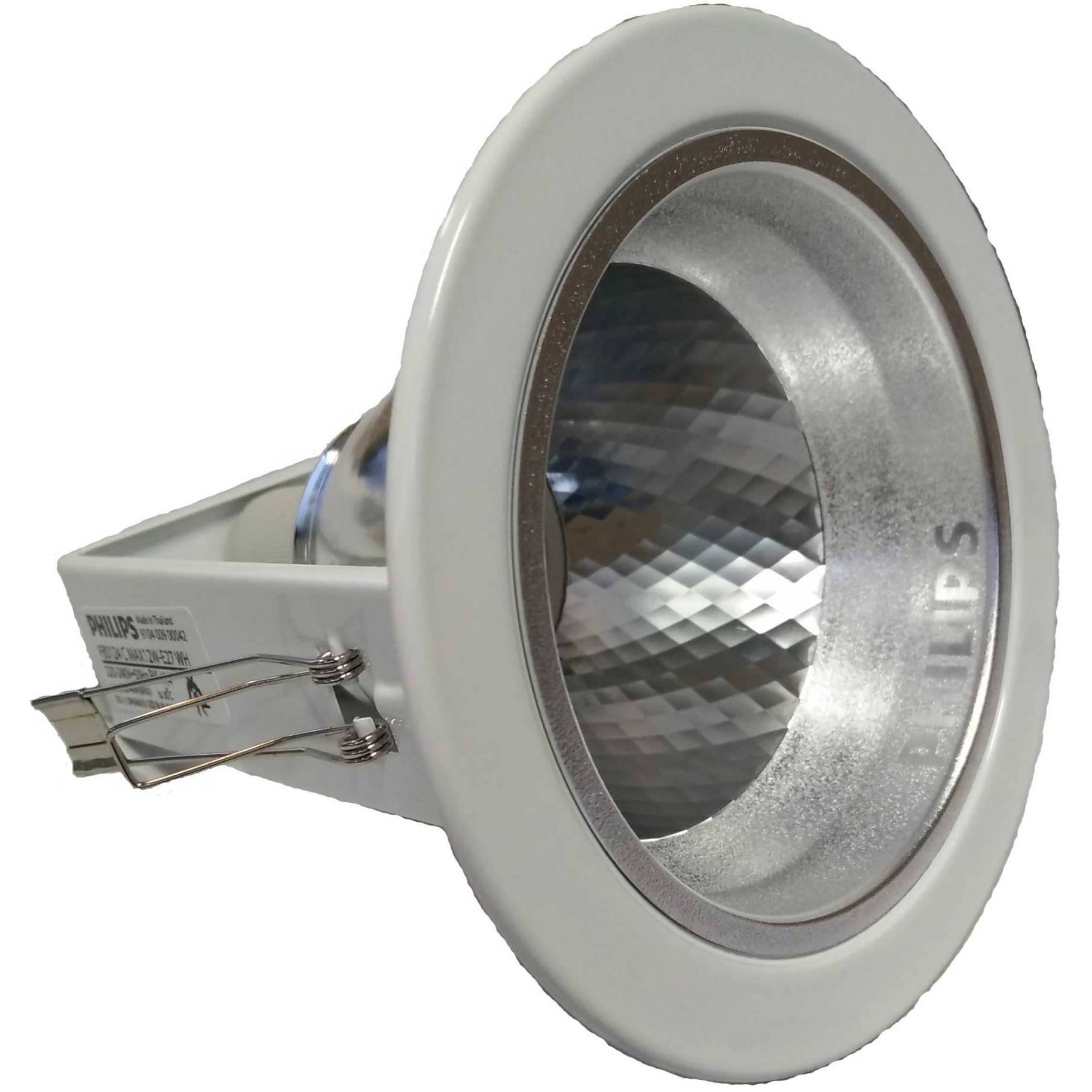 Jual Lampu Downlight Philips Fbs125 5 Quot Max 20w E27 White