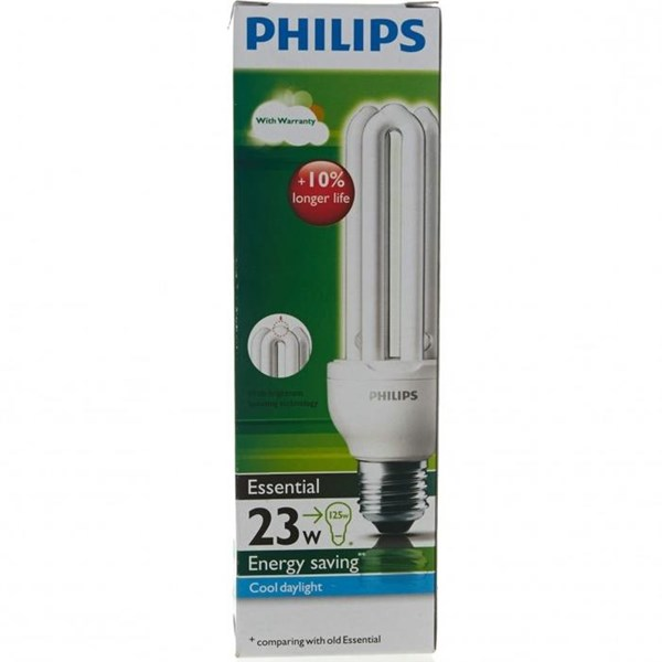 Lampu PHILIPS Essential 23W CDL/WW